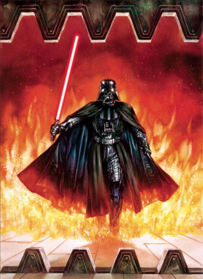 Darth Vader (Dynamic Forces Edition)